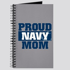 US Navy Proud Navy Mom Journal