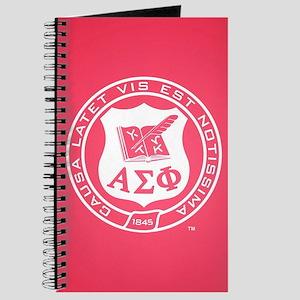 Alpha Sigma Phi Crest Journal