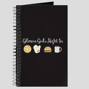Gilmore Girls Night In Journal