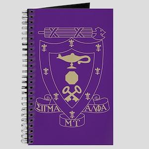 Sigma Alpha Mu Crest Journal