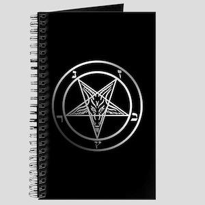 Satanic Pentagram Journal