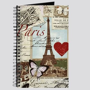 Paris Memories Journal