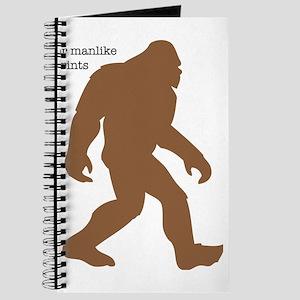 Definition of Bigfoot Journal
