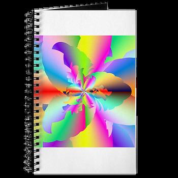 Fractal Fire Flower Journal