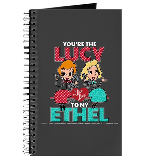 Lucy to my Ethel