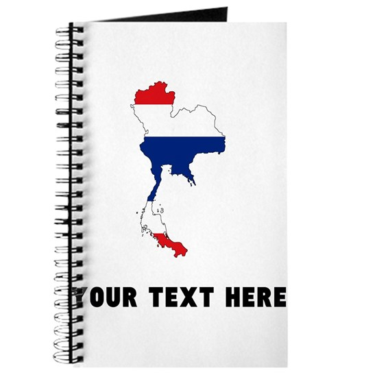 Thai Flag Silhouette (Custom)