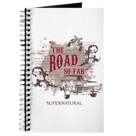 SUPERNATURAL The Road red