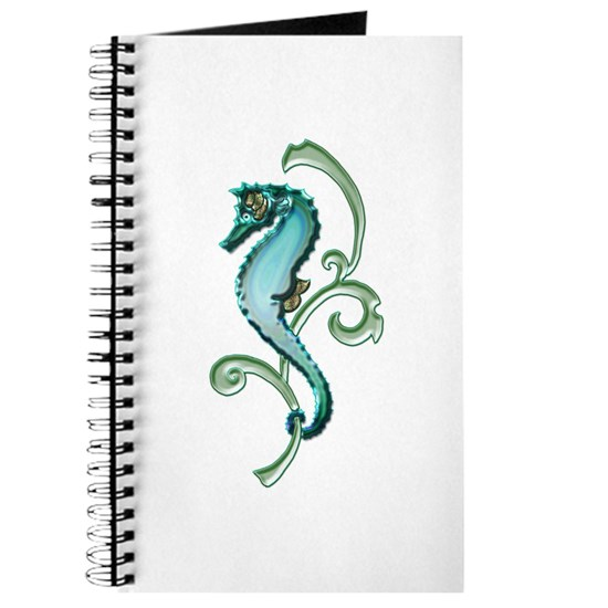 Seahorse in the Seaweed
