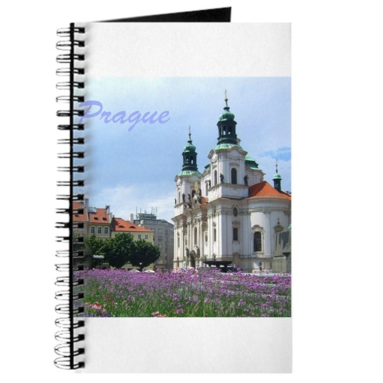 Prague Souvenir Journal