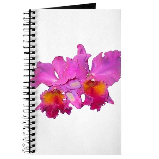 Pink Cattleya Journal