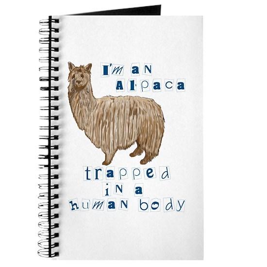 I'm an Alpaca