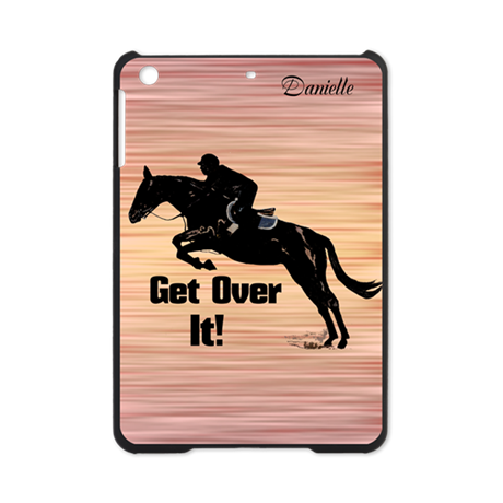 Get Over It! Horse Jumping iPad Mini Case