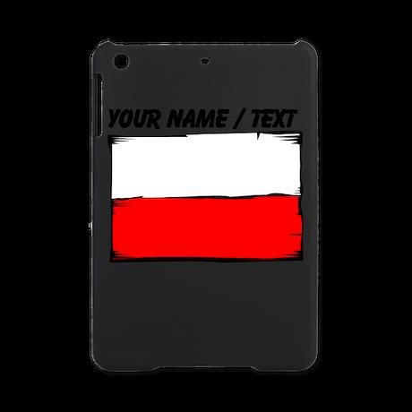 Custom Poland Flag iPad Mini Case