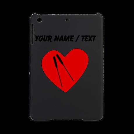 Custom Rowing Heart iPad Mini Case