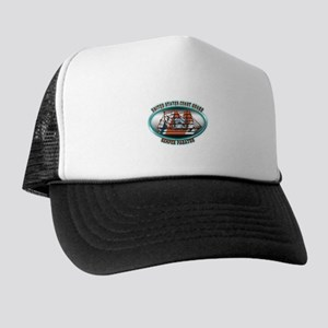 USCG Coast Guard Eagle Trucker Hat