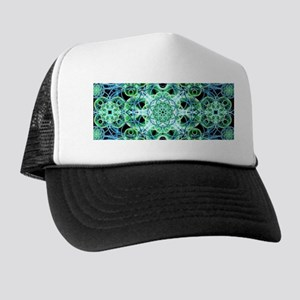 Ethereal Growth Mandala Trucker Hat
