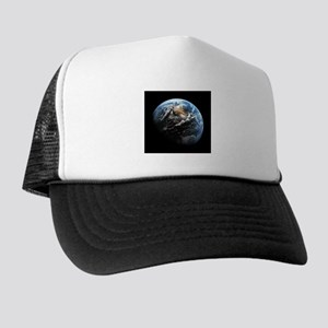 Planet Earth Trucker Hat