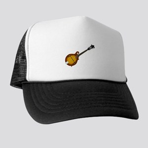 Just Mandolin Trucker Hat