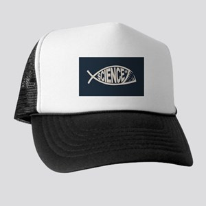 science-fish-OV Trucker Hat