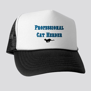 Professional Cat Herder Trucker Hat