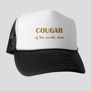 COUGAR of the MONTH CLUB Trucker Hat