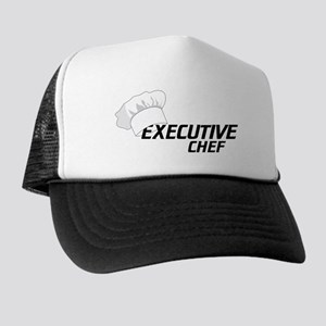 Executive Chef Trucker Hat