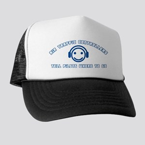 Air Traffic Controllers Trucker Hat