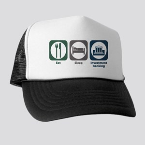 Eat Sleep Investment Banking Trucker Hat
