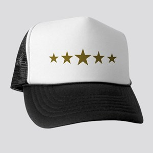 Stars gold Trucker Hat