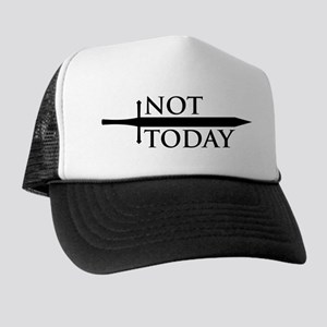 Game Of Thrones Not Today Trucker Hat