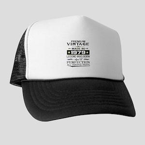 2fa9e6240 Born 1979 Trucker Hats - CafePress