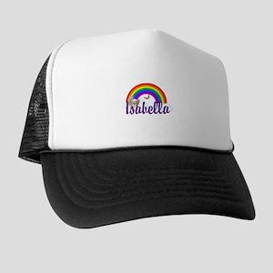 1017f621 Rainbow Unicorn Trucker Hats - CafePress