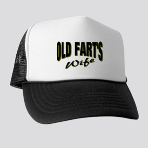 57d419453 40th Birthday Wife Trucker Hats - CafePress