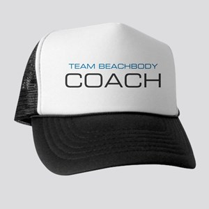 0182569949cde Team Beachbody Coach Trucker Hat