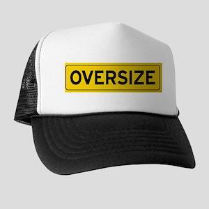 b258d9ce Oversized Trucker Hats - CafePress