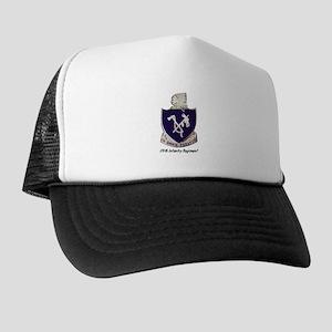 179th Crest Mesh Back Hat