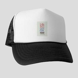Forrest Gump Box Of Choclates Movie Ty Trucker Hat