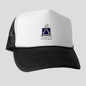 180th Crest Mesh Back hat
