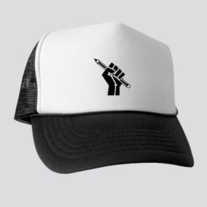 Writer Power Trucker Hat