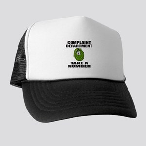 ComplaintDepartment Trucker Hat
