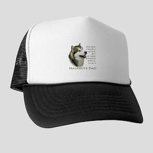 Malamute Trucker Hat