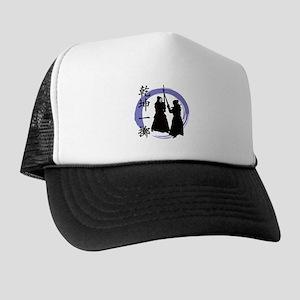 kendo ken kon itteki Trucker Hat
