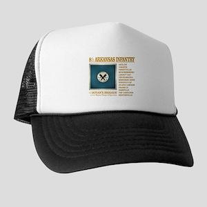 8th Arkansas Infantry (BH2) Trucker Hat