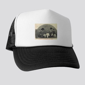 Native Zulu Chief Trucker Hat