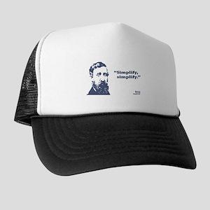 Thoreau - Simplify Trucker Hat