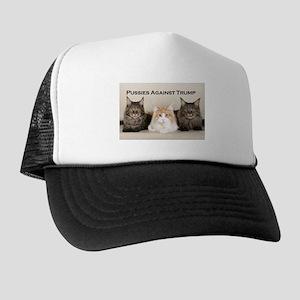 Pussies Against Trump Trucker Hat
