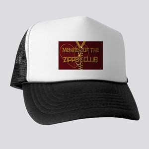 Zipper Club Trucker Hat