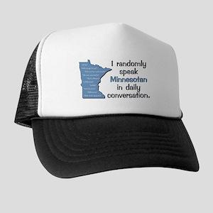 Random Minnesotan III Trucker Hat