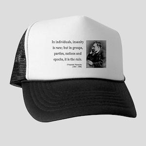 Nietzsche 18 Trucker Hat