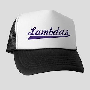 Lambda Chi Alpha Lambdas Trucker Hat